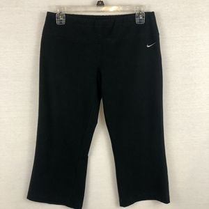 Women's NIKE Sports Capri Leggings -M